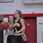 Girls Varsity Basketball at Jo'burg 2/6/19