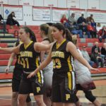 Girls Varsity Basketball falls to Johannesburg-Lewiston 67 – 39