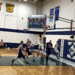 Boys Varsity Basketball beats Petoskey St Michael 80 – 24