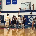 Boys Varsity Basketball beats Harbor Light Christian 75 – 45
