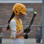 Varsity softball at Jo'burg 4/25/19