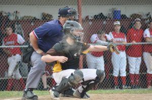 Baseball at Jo'burg 4/25/19