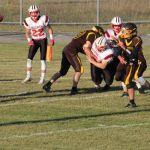 Boys Varsity Football beats Bellaire 30 – 12