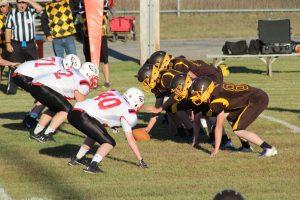 Varsity Football v Bellaire 8/30/19