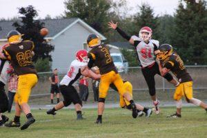 Varsity Football v Onaway 9/20/19