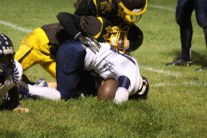 Varsity Football vs Hale 10/4/19 (Homecoming)