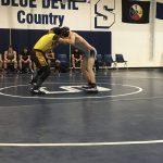 Wrestling at Sault Ste Marie