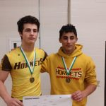 Jamroz, Chiles Medal in Grayling