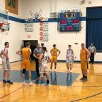 Boys Basketball at Gaylord St Mary 1/21/2020