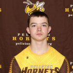 MEET THE HORNET: Corbin Overholt