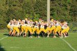 Varsity Football beats Forest Area 62 – 18