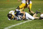 Pellston Varsity Football beats Gaylord St Mary 34 – 28