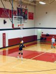 Volleyball tops Mackinac Island 3-0 in Districts