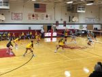 Hornets Volleyball Advances to District Final