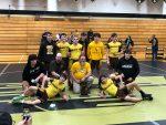 Pellston Wrestlers Win Program's 1st District Title