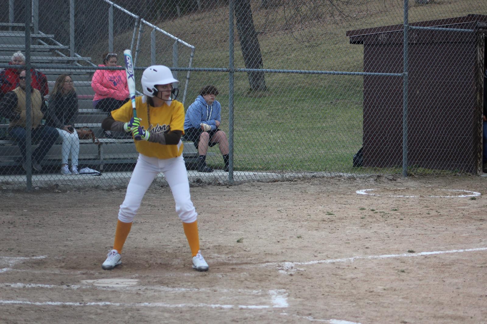 PHOTOS: Softball vs Ellsworth 4/9/21