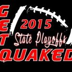 Playoff T-Shirts for Sale $10 at the High School
