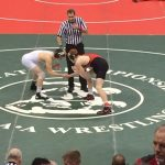 KADE BYLAND GOES 2-0 TODAY AT STATE