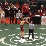 Kade Byland finishes 5th at State Wrestling Tournament