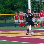 Girls and Boys Soccer Home Tournament Games