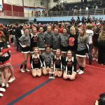 Cheerleaders earn 1st and 3rd over the weekend