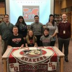 Mary Double to Muskingum University