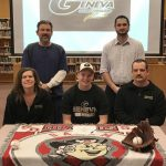 Congrats Dillon Bickerton on continuing his baseball career at Geneva College