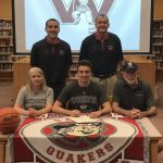 Jon Gerace to Continue his Basketball Career at Westminster College