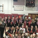 Lady Quakers in Regional Semi-Finals
