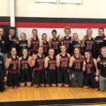 Girls Basketball win EBC Crown