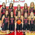 2018-2019 Salem Girls Basketball Team