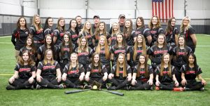 2019 Salem Girls Softball Team