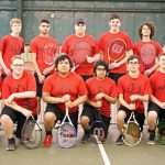 2019 Salem Boys Tennis Team