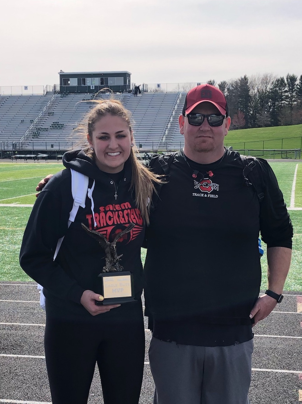 Marx Earns Field Events MVP, Boys Team Places 2nd at GlenOak