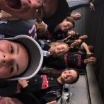 Girls Varsity Softball beats Minerva 7 – 6