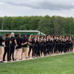 Girls Varsity Softball falls to West Branch 3 – 1