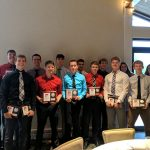 Quakers Honored at EBC Spring Banquet