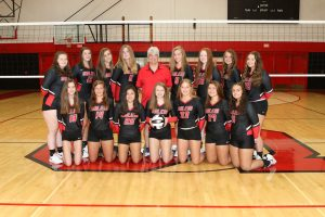 2019 Salem 9th Grade/JV Volleyball Team