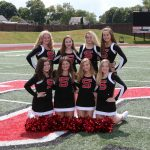 2019 Salem JV Cheer Team