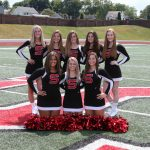 2019 Salem Varsity Cheer Team