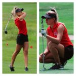 Hutton Qualifies for District Girls Golf Tourney