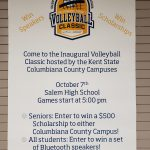 1st Annual Columbiana County Volleyball Classic