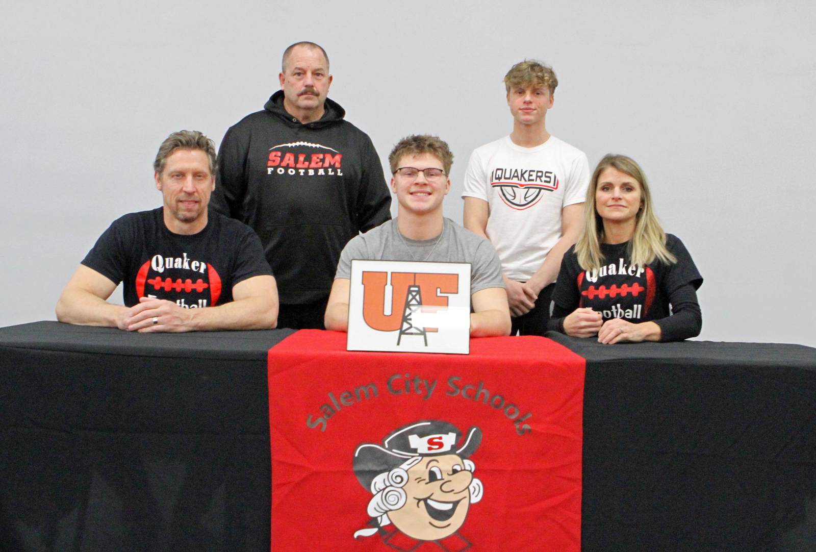 Walter Signs with University of Findley