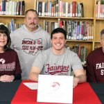 Campolito Signs with Fairmont St.