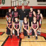 2019-20 9th Grade Boys Basketball Team