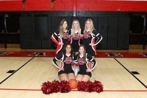 2019-20 Varsity Cheer Team