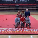 Sarchione Chevy Donates New Mat