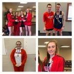 Quaker T&F Compete at State Indoor Meet