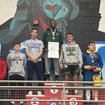 Hart Earns Trip to State Wrestling Tourney