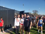 Hall Finishes Top 10 at State Meet